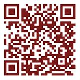 QR-Code zur Newsletter-Anmeldung.