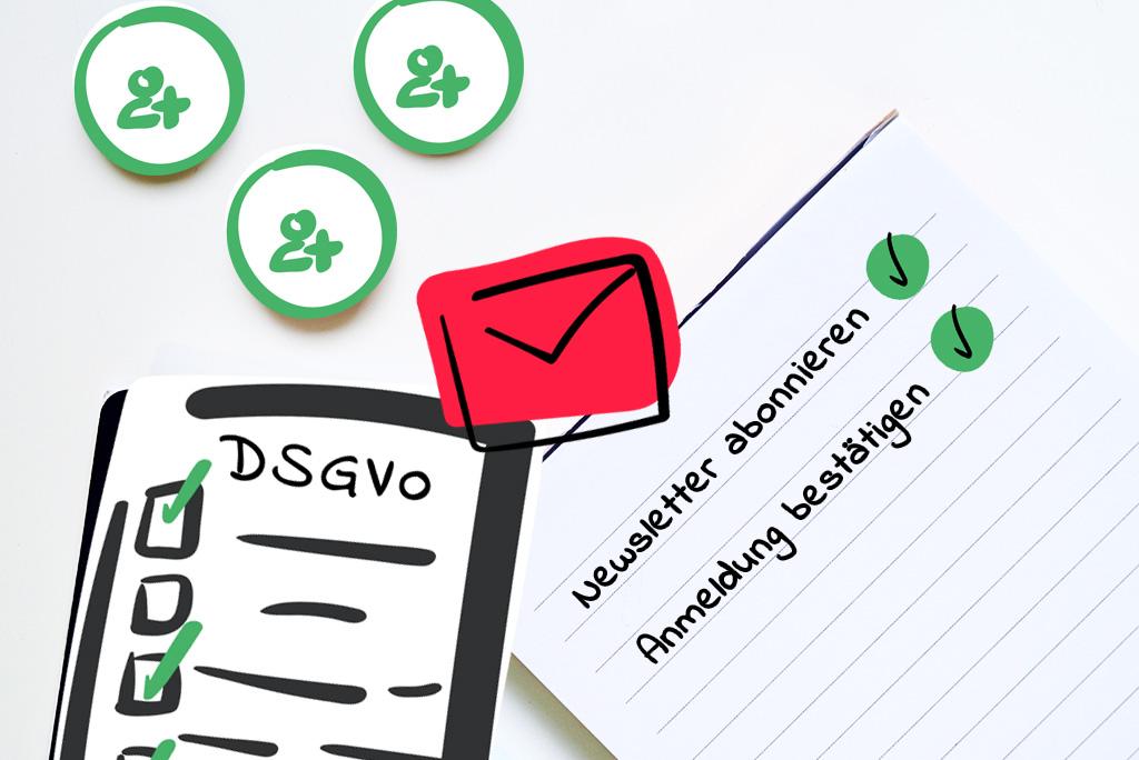 Double Opt-in Verfahren als Vorschrift beim Newsletterversand