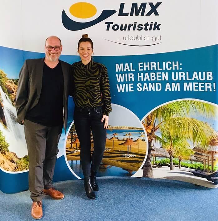 Newsletterversand bei LMX Touristik