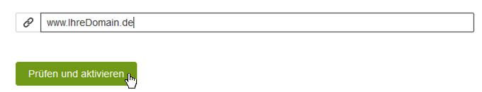 Zustellung durch eigene Tracking-Domain erhöhen 2