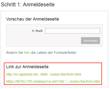 Zustellung durch eigene Tracking-Domain erhöhen 4