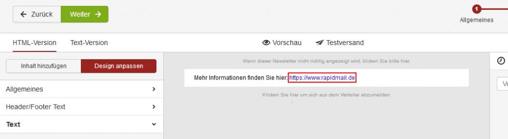 Der Empfänger erhält eine Phishing-Warnung? 2