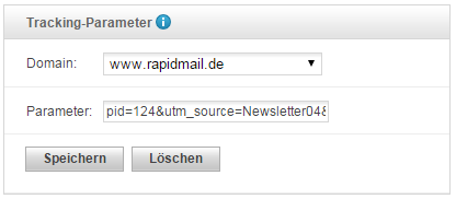 Newsletter Tracking mit Google Analytics