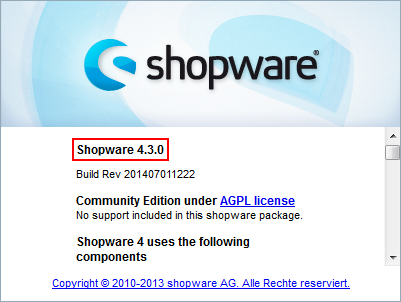 shopware4