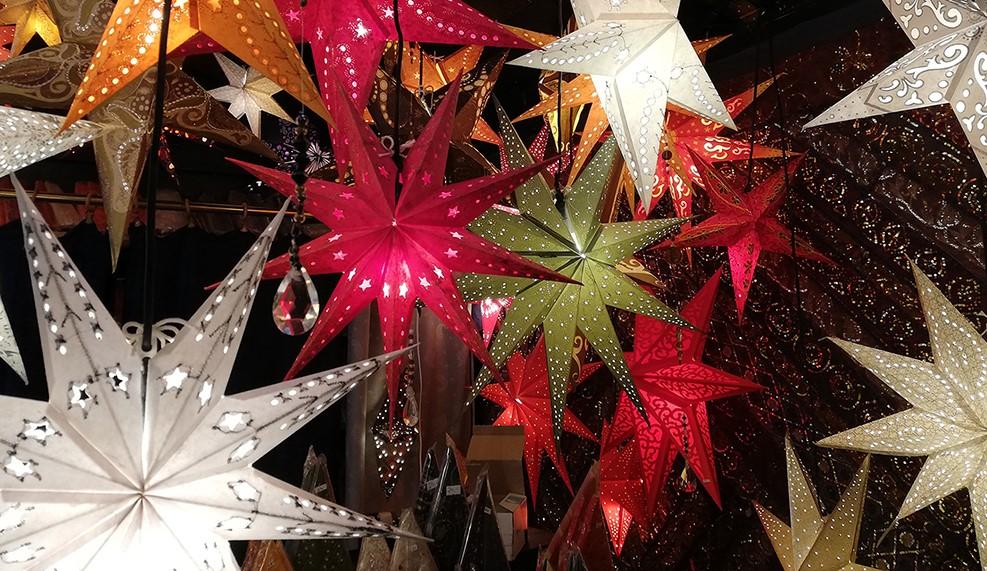 Weihnachtlicher Newsletter