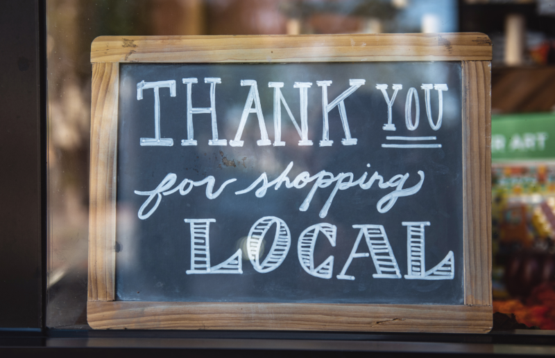Newsletter Small Business Saturday