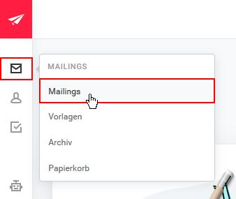 Statistik-Link eines rapidmail-Newsletters aufrufen und weitergeben