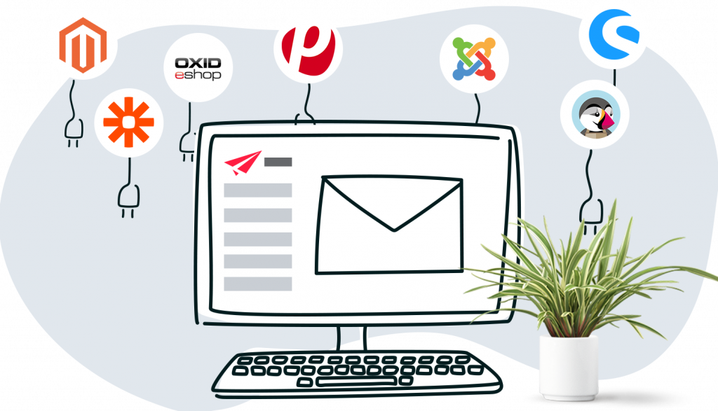 Newsletter-Integrationen