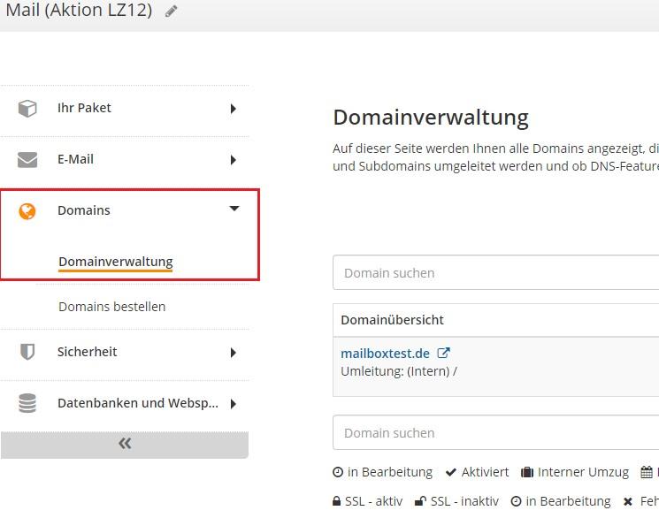 Domainverwaltung-bei-STRATO